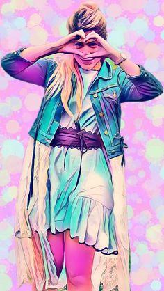 Lesslie polinesia #soypolinesio Kawaii, Harley Quinn, Fan, Disney, Actors, Have Fun, Anime, Photography, Cool Stuff