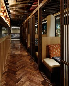 Heijouen yakiniku restaurant by HaKoDesign, Matsubara – Japan