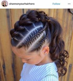 Super Cute Hairstyles For Little Girl Super Cu. Super Cute Hairstyles For Little Girl Super Cu.- Super Cute Hairstyles For Little Girl 201 Super Cute Hairstyles, Lil Girl Hairstyles, Easy Hairstyles, Funny Hairstyles, Teenage Hairstyles, Braided Hairstyles For Kids, Hairstyles Videos, Wedding Hairstyles, Faux Hawk Hairstyles