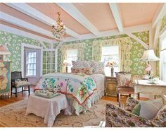 Kirstie Alley's Oceanfront Cottage on Maine Island