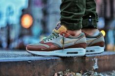 Nike Air Max 1 Bespoke - @mckicks_ (mini swoosh) (2)