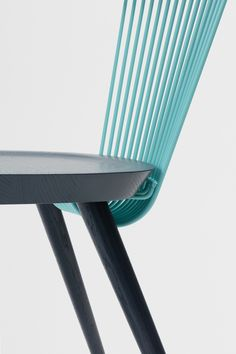 The WW chair Colour Series is the latest interpretation of H Furniture's WW chair. Created in collaboration with Brighton-based branding agency Studio Makgill, the limited edition is available in a selection of six new colour-ways and is a bold experiment in colour, expressing the studio's adventurous creative ethos.   Photo credit: Reinis Hofmanis