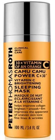 PeterThomasRoth Camu Camu Vitamin C Brightening Sleeping Mask – Uyku Maskesi 100 ml