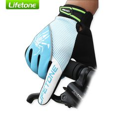 Aliexpress.com : Buy LIFETONE Bicycle Gloves Full Finger Reflective MTB Road Night Riding Cycling Gloves Shockproof Sport Bike Mitten Guanti Ciclismo from Reliable bike care suppliers on Wild Side - Cycling