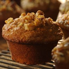 I love muffins!!!   14 Healthy Muffins...Lots of interesting variations on here--some ingredients could still be swapped for even lower fat/calorie muffins