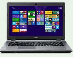 Acer Aspire  E5-771G driver download for windows 8.1 64bit