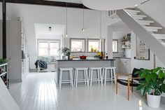 Attic Renovation on Olivedalsgatan (9)