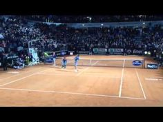Internazionali tennis roma 2014 - nadal vs murray match point