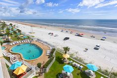 Unwind With The Family In Daytona Beach At Perry S Ocean Edge