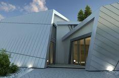 Daniel Libeskind Prefab Villa