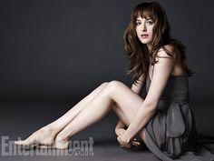 Dakota Johnson es Anastasia Steele