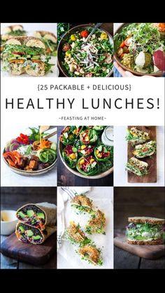 Vegetarian Meal Prep, Healthy Meal Prep, Vegetarian Recipes, Healthy Eating, Healthy Lunches, Healthy Food, Easy Weekday Meals, Make Ahead Meals, Veg Recipes