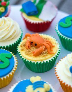 beach cupcakes 4