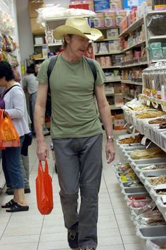 Bowie looks for his little China Girl in Chinatown