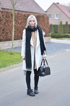 Outfit: More layers