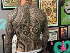 """A.R.T. Tattoo School on Twitter: """"A deeper look into #tribal #tattoos and how much goes into them! https://t.co/azgu2eREHy https://t.co/z9AUzFJzLK"""""""