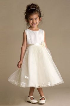 ideas for flower girl dresses