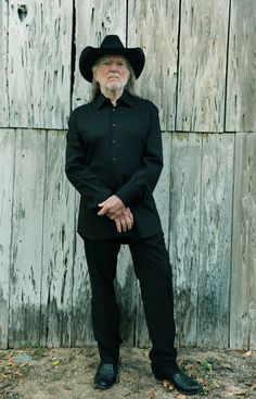 Willie Hugh Nelson - born in Abbott, Texas in 1933 - country music singer-songwriter, as well as an author, poet, actor, and activist
