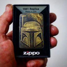 Custom Zippo Hand made Star Wars storm trooper Lighter
