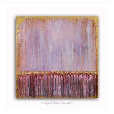 Large Abstract Art 36x36 Original Painting by OriginalAbstractArtG