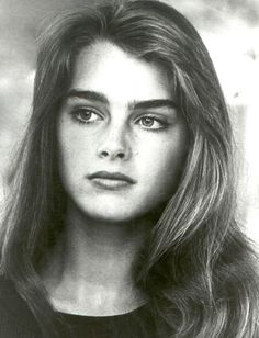 A man told me I looked like a young Brooke Shields. I died inside
