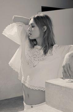 Lookbook Isabel Marant Etoile - Printemps/été 2015