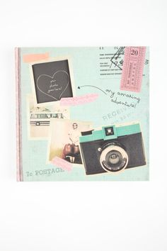 travelling with photo journal | CottonOn