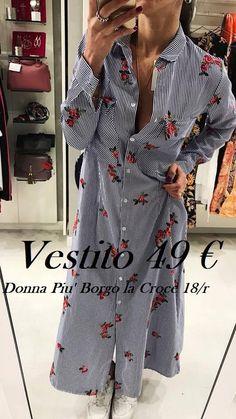 vestito da donna primavera estate #DonnaPiùFirenze