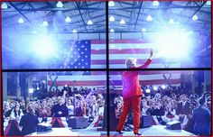 "Hillary Clinton ""Women: New Portraits"" by Annie Leibovitz"