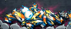 "Graffiti Art By ""Does"" #graffiti #ironlak #art"