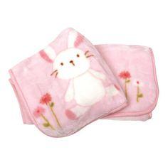 Carter's Bunny Snoozy Snug Blanket