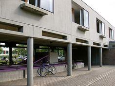 amsterdam orphanage by aldo van eyck now is - Поиск в Google