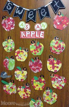 MOORE Fun In Kindergarten: Apple Week 2014