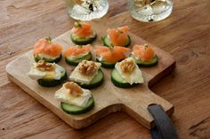 Appetizer Recipes, Appetizers, Finger Food, A Food, Tapas, Sushi, Foodies, Low Carb, Ethnic Recipes