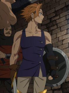 Nanatsu no Taizai The Seven Deadly Sins anime and manga ~ King Arthur