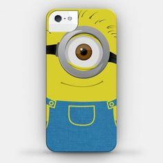 Minion iPhone Case. NEED IT!
