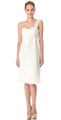 #Fashion #dress houlder dress idea