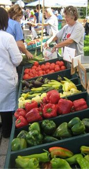 Wednesday is market day at Cleveland Clinic Beachwood Market in Ohio 11am - 2pm  http://www.farmersmarketonline.com/fm/ClevelandClinicBeachwoodMarket.html