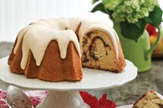 Apple Butter Pound Cake