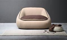 Bamboo Sofa by Enrico Cesana for Alf