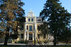 XIX wieczny Pałacyk Wrocław
