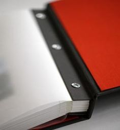 Design Context: What is design for print: Types of binding