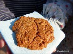 Cookies banane noix de coco