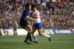 Baresi y Maradona