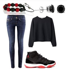 I'll wear this outfit defiantly