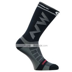 Calf Compression, Winter Road, Women's Cycling, Sport Socks, Outdoor Workouts, Athletic Women, Road Bike, Black N Yellow, Quick Dry