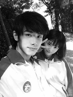 Korean Couple Photoshoot, China Movie, Yang Yang Actor, Chines Drama, Cute Emo Boys, Drama Fever, Handsome Korean Actors, Asian Kids, Cute Celebrities