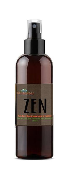 ZEN Men's Hair & Beard Leave In Conditioning Spray