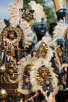 Notting Hill Carnival 2013