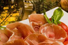 The region's finest export   Iberian ham